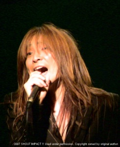 Eizo Sakamoto, vokalis Animetal